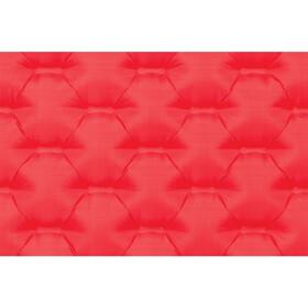 Big Agnes Insulated AXL Air Colchoneta para Dormir Pequeño 51x168cm, rojo